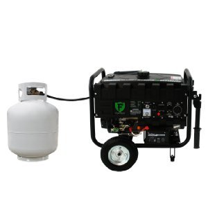 best dual fuel propane generator